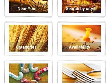 Dinnersite Ultimate Restaurant List guide - Android