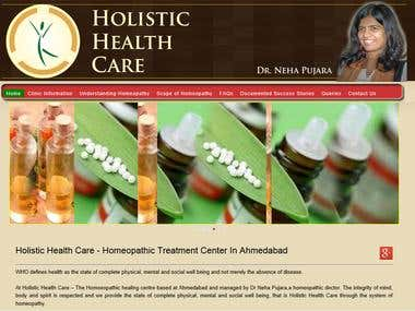 Homoeopathic Clinic CMS