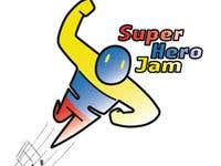 Super Hero Jam Band logo