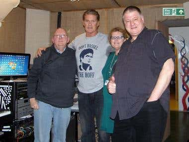The Hoff - Voice Recording