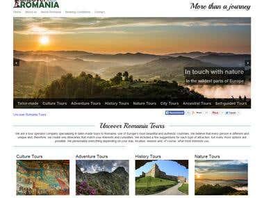 Uncover Romania Tours