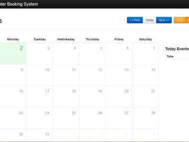 University attendance system