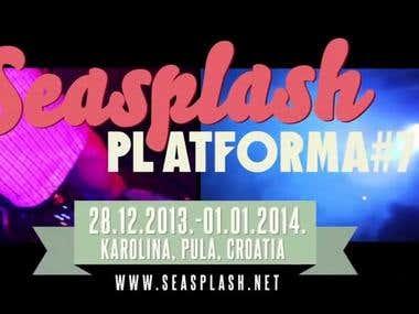 Seasplash Platform