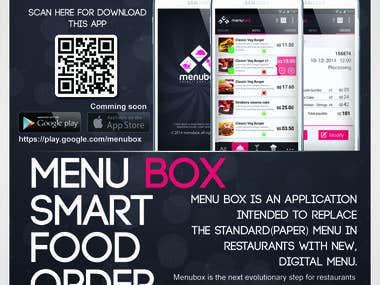 App Promotional Flyer