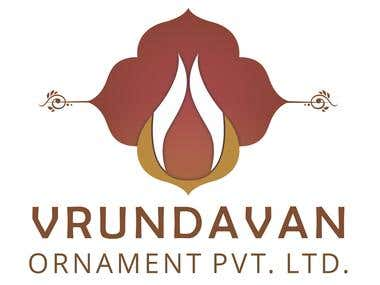 vrundavan Jewelery Pvt. Ltd. logo