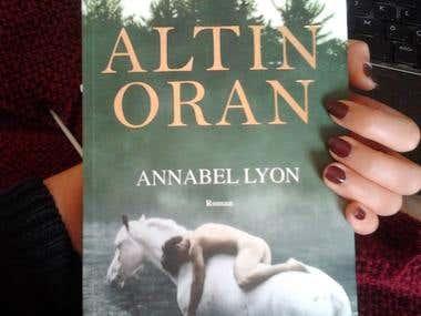 Golden Mean - Annabel Lyon