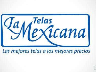 Telas la Mexicana.