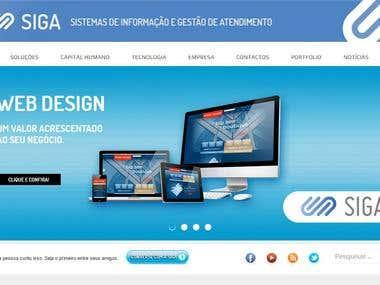 Refazer o Design do Site (Redesign a Website)