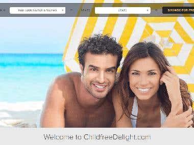 A Dating Website
