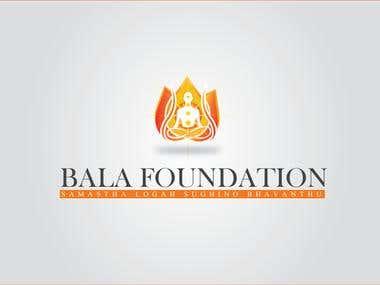 Bala Fountation Logo