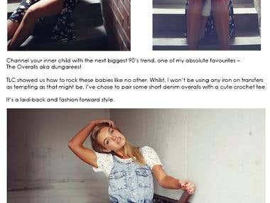 Blog Post: 90s Fashion