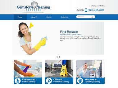 Gemstone Cleaning