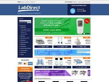 Labdirect.com.au