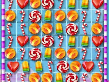 game candy