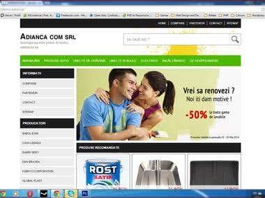ADIANCA Store