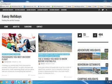 FancyHolidays.com