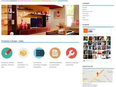 Wordpress theme installation and configuration  Installation