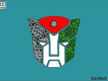 Jordanian flag new design