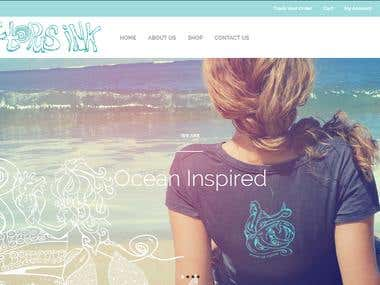 Octopus Ink | Octopus Ink Clothing and Accessories