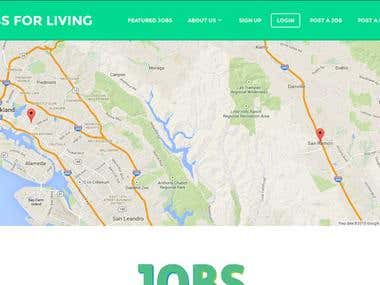 Jobs For Living