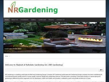 NR Gardening