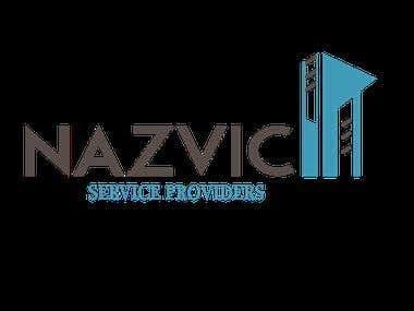 logo for nazvic service providers