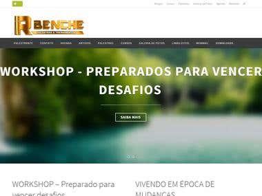 Desenvolvimento de Website - Website Development