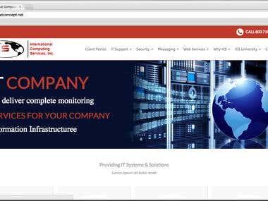 ICS International Computing Services