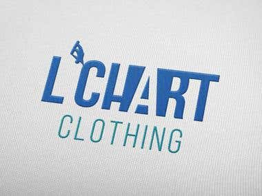 L\'Chart clothing Logo