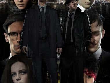 Gotham: Poster contest