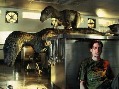 Jurassic Park visit.