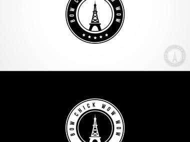 Logo Design for BowChickWowWow