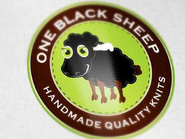 One Black Sheep