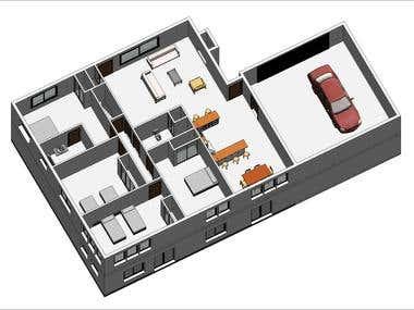 Floor plan distribution