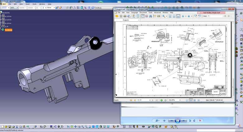3D modeling from 2D drawing   Freelancer