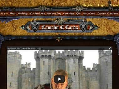 camelotecards