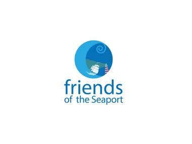 Friends Of The Seaport Logo