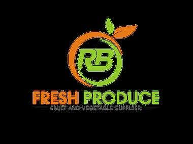 Design a Logo for a fruit and vegetable supplier