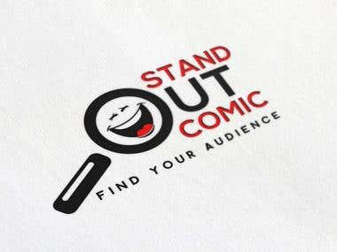 stand out comic