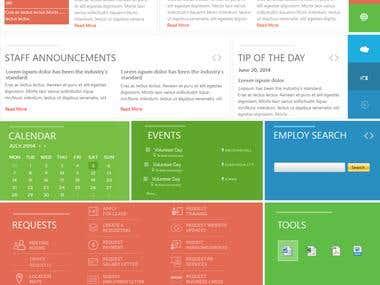 SharePoint 2013 Portal