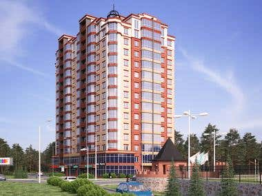 Suvorov residential complex