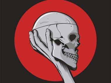 Skull Hamlet