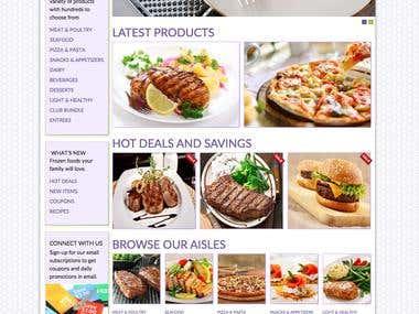 Hyper valu Website