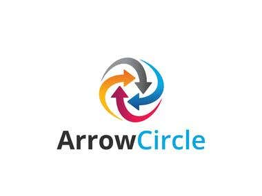 Arrow Circle Logo