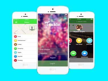 Trickle App