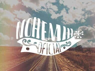 NohemiH Oficial Logo