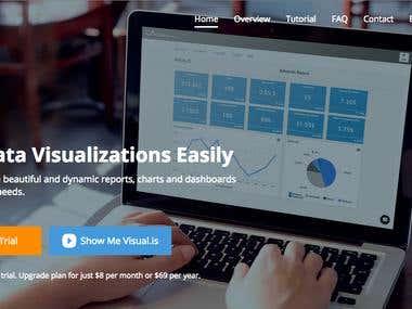 Visualis Backend development