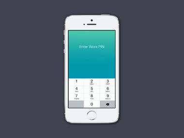 Store Front App