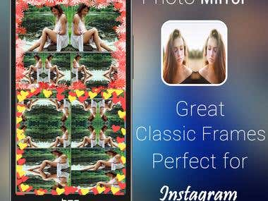 Photo Mirror : Collage Editor