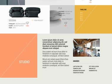 interior desiging company website